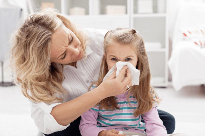 Часто болеющий ребенок Кто виноват и что делать?